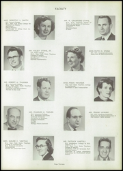 Page 17, 1956 Edition, Union Endicott High School - Thesaurus Yearbook (Endicott, NY) online yearbook collection