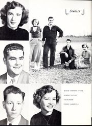 Page 16, 1953 Edition, Union High School - Acorn Yearbook (Vale, NC) online yearbook collection