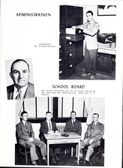 Page 9, 1953 Edition, Union High School - Acorn Yearbook (Vale, NC) online yearbook collection
