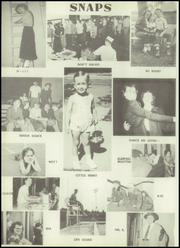 Page 10, 1952 Edition, Union High School - Arrow Yearbook (Wisconsin Dells, WI) online yearbook collection
