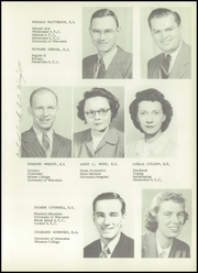 Page 13, 1952 Edition, Union High School - Arrow Yearbook (Wisconsin Dells, WI) online yearbook collection