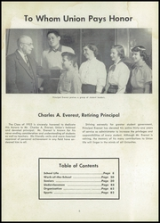 Page 7, 1953 Edition, Union High School - Aurora Yearbook (Grand Rapids, MI) online yearbook collection