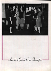 Page 13, 1945 Edition, Union High School - Messenger Yearbook (Benwood, WV) online yearbook collection