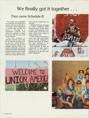 Page 12, 1984 Edition, Union High School - Redskin Yearbook (Tulsa, OK) online yearbook collection