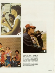 Page 13, 1984 Edition, Union High School - Redskin Yearbook (Tulsa, OK) online yearbook collection