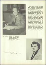 Page 13, 1954 Edition, Union Local High School - Unorama Yearbook (Mansfield, OH) online yearbook collection