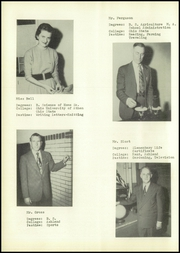 Page 14, 1954 Edition, Union Local High School - Unorama Yearbook (Mansfield, OH) online yearbook collection