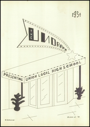 Page 7, 1954 Edition, Union Local High School - Unorama Yearbook (Mansfield, OH) online yearbook collection