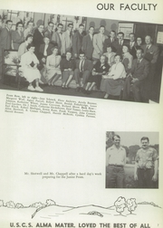 Union Springs Central High School - Frontenac Yearbook (Union Springs, NY) online yearbook collection, 1954 Edition, Page 11