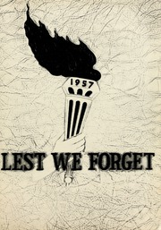 Union University - Lest We Forget Yearbook (Jackson, TN) online yearbook collection, 1957 Edition, Page 5