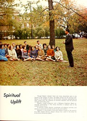 Page 15, 1967 Edition, Union University - Lest We Forget Yearbook (Jackson, TN) online yearbook collection