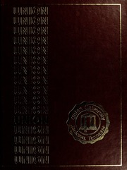 Union University - Lest We Forget Yearbook (Jackson, TN) online yearbook collection, 1985 Edition, Cover