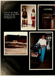 Page 10, 1985 Edition, Union University - Lest We Forget Yearbook (Jackson, TN) online yearbook collection