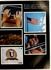 Page 15, 1985 Edition, Union University - Lest We Forget Yearbook (Jackson, TN) online yearbook collection