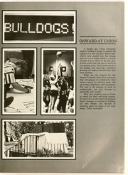 Page 9, 1985 Edition, Union University - Lest We Forget Yearbook (Jackson, TN) online yearbook collection