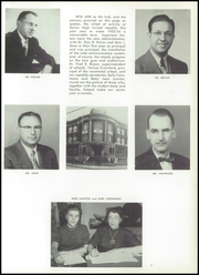 Page 11, 1954 Edition, Uniontown High School - Maroon and White Yearbook (Uniontown, PA) online yearbook collection