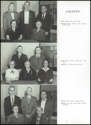 Page 12, 1954 Edition, Uniontown High School - Maroon and White Yearbook (Uniontown, PA) online yearbook collection
