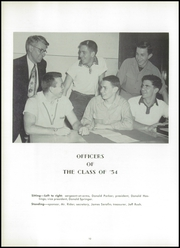 Page 16, 1954 Edition, Uniontown High School - Maroon and White Yearbook (Uniontown, PA) online yearbook collection