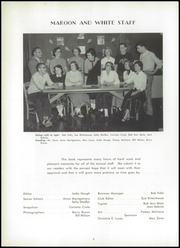 Page 6, 1954 Edition, Uniontown High School - Maroon and White Yearbook (Uniontown, PA) online yearbook collection