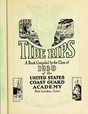 Page 15, 1930 Edition, United States Coast Guard Academy - Tide Rips Yearbook (New London, CT) online yearbook collection