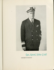 United States Coast Guard Academy - Tide Rips Yearbook (New London, CT) online yearbook collection, 1952 Edition, Page 17