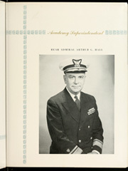 Page 15, 1954 Edition, United States Coast Guard Academy - Tide Rips Yearbook (New London, CT) online yearbook collection