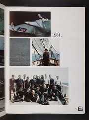 United States Coast Guard Academy - Tide Rips Yearbook (New London, CT) online yearbook collection, 1981 Edition, Page 17