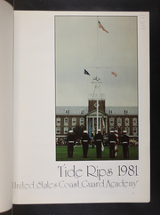 United States Coast Guard Academy - Tide Rips Yearbook (New London, CT) online yearbook collection, 1981 Edition, Page 5