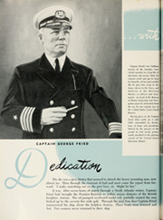 Page 16, 1950 Edition, United States Merchant Marine Academy - Midships Yearbook (Kings Point, NY) online yearbook collection