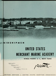 Page 9, 1950 Edition, United States Merchant Marine Academy - Midships Yearbook (Kings Point, NY) online yearbook collection