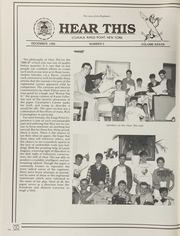 United States Merchant Marine Academy - Midships Yearbook (Kings Point, NY) online yearbook collection, 1987 Edition, Page 204