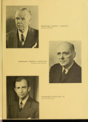 Page 13, 1951 Edition, United States Military Academy West Point - Howitzer Yearbook (West Point, NY) online yearbook collection