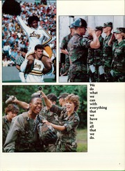 Page 11, 1986 Edition, United States Military Academy West Point - Howitzer Yearbook (West Point, NY) online yearbook collection