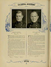 United States Naval Academy - Lucky Bag Yearbook (Annapolis, MD) online yearbook collection, 1934 Edition, Page 228