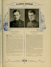 United States Naval Academy - Lucky Bag Yearbook (Annapolis, MD) online yearbook collection, 1934 Edition, Page 241