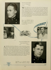 United States Naval Academy - Lucky Bag Yearbook (Annapolis, MD) online yearbook collection, 1938 Edition, Page 256