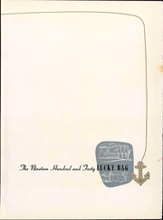 Page 11, 1940 Edition, United States Naval Academy - Lucky Bag Yearbook (Annapolis, MD) online yearbook collection