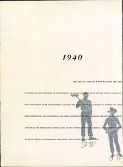 Page 14, 1940 Edition, United States Naval Academy - Lucky Bag Yearbook (Annapolis, MD) online yearbook collection