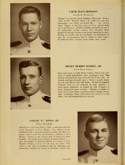 United States Naval Academy - Lucky Bag Yearbook (Annapolis, MD) online yearbook collection, 1953 Edition, Page 346