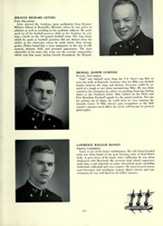 United States Naval Academy - Lucky Bag Yearbook (Annapolis, MD) online yearbook collection, 1957 Edition, Page 179