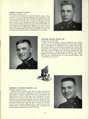 United States Naval Academy - Lucky Bag Yearbook (Annapolis, MD) online yearbook collection, 1957 Edition, Page 226