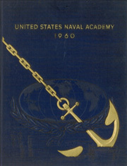 United States Naval Academy - Lucky Bag Yearbook (Annapolis, MD) online yearbook collection, 1960 Edition, Cover