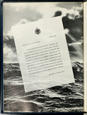 Page 10, 1960 Edition, United States Naval Academy - Lucky Bag Yearbook (Annapolis, MD) online yearbook collection