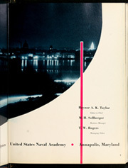 Page 9, 1960 Edition, United States Naval Academy - Lucky Bag Yearbook (Annapolis, MD) online yearbook collection