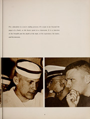 Page 13, 1962 Edition, United States Naval Academy - Lucky Bag Yearbook (Annapolis, MD) online yearbook collection
