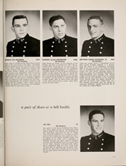 United States Naval Academy - Lucky Bag Yearbook (Annapolis, MD) online yearbook collection, 1964 Edition, Page 131