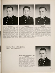 United States Naval Academy - Lucky Bag Yearbook (Annapolis, MD) online yearbook collection, 1964 Edition, Page 221