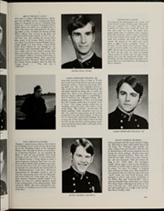 United States Naval Academy - Lucky Bag Yearbook (Annapolis, MD) online yearbook collection, 1974 Edition, Page 707