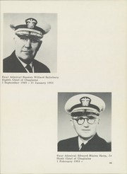Page 7, 1952 Edition, United States Navy Chaplain Corps - Yearbook online yearbook collection
