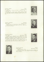 Unity High School - Monitor Yearbook (Unity, ME) online yearbook collection, 1940 Edition, Page 11